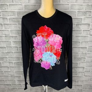 Adidas Climalite Out of Your League Shirt EUC A2